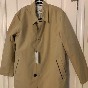 New Men's Cole Haan Signature 2-in-1 Coat.